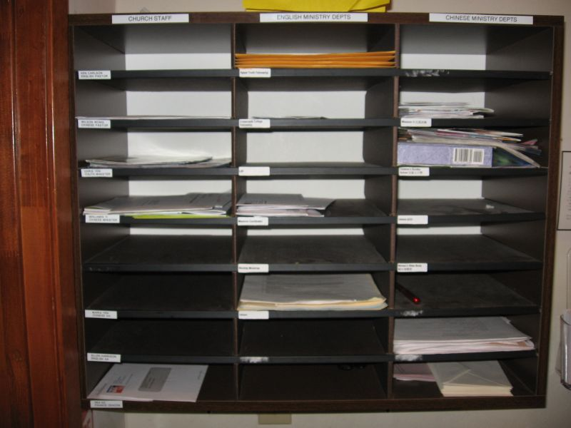 A Tale of Two Mailboxes | Ken Carlson