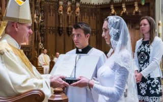 Jessica Hayes marries Jesus