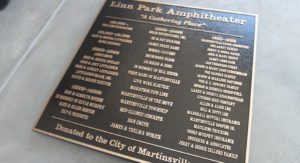 Donor Recognition Plaque